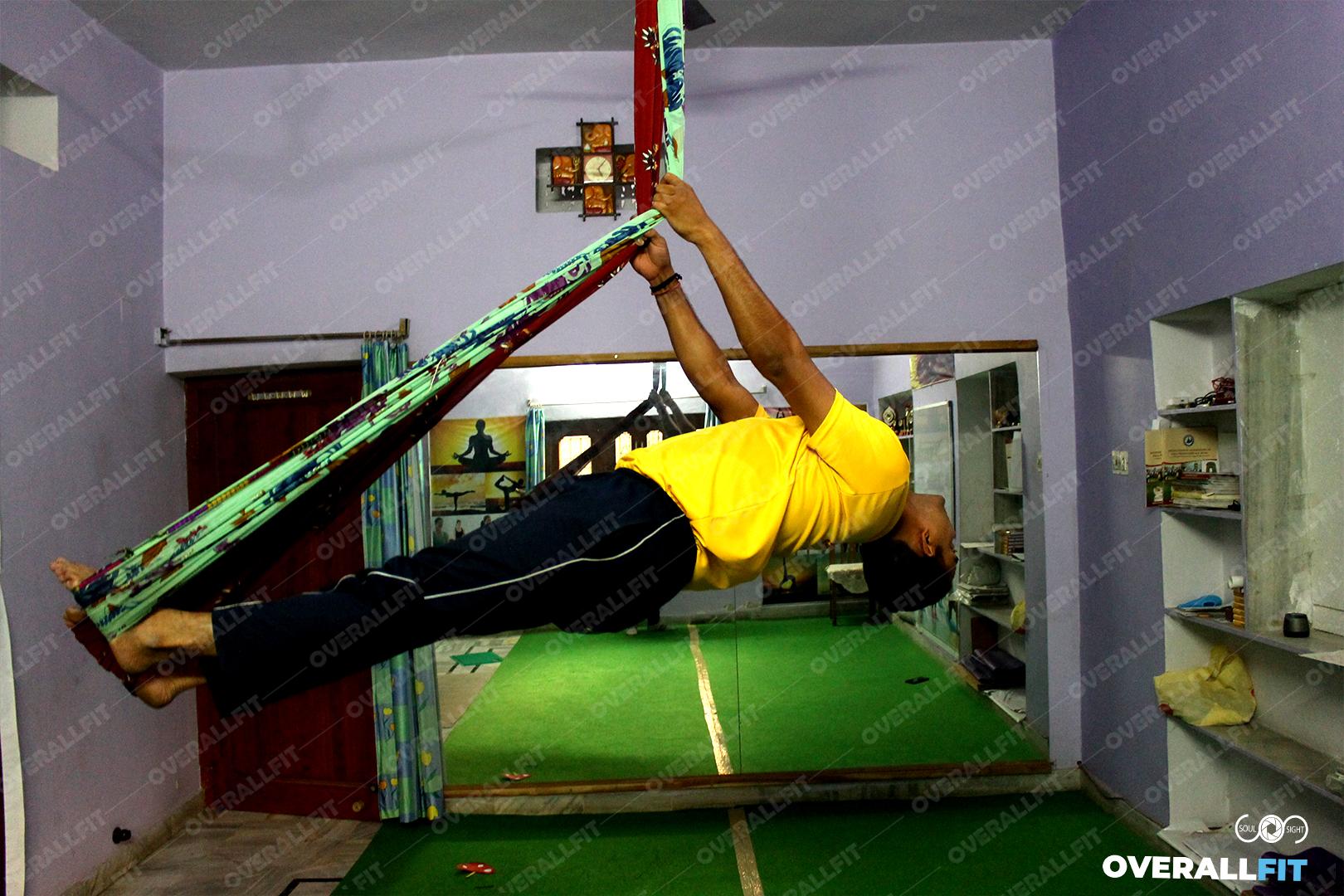 Aerial Yoga - Subhav