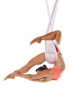 Aerial Yoga ChakraAsan