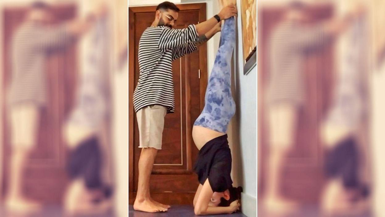 PreNatal Advanced Yoga by Anushka